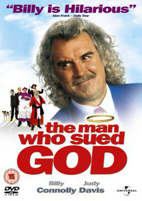 The Man Who Sued God DVD (2003) Billy Connolly