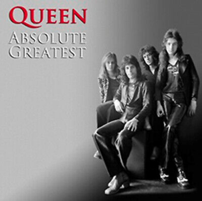 Queen : Absolute Greatest CD (2009) Value Guaranteed from eBay's biggest seller!
