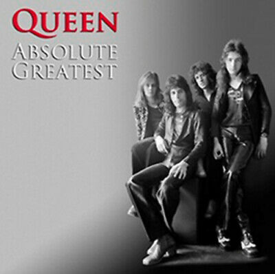 Queen : Absolute Greatest CD (2009)