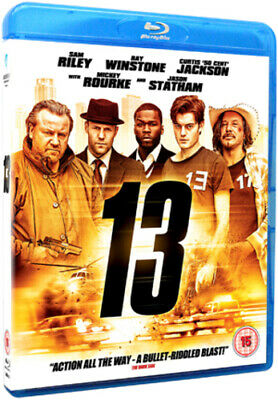 13 Blu-ray (2012) Sam Riley