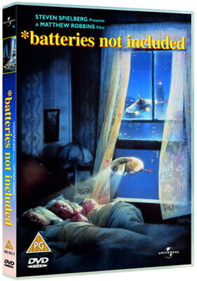 Batteries Not Included DVD (2012) Hume Cronyn