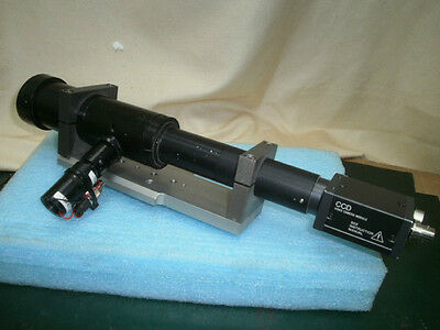 Sony XC-ST50CE CCD Video Camera+S5LPJ1363 SILL65453 Telecentric Lens,Used~3991