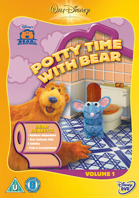 Bear in the Big Blue House: Potty Time With Bear DVD (2005)