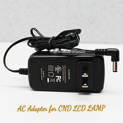 AC Adapter Replacement >> CND LED Light 36V 1A Lamp Dryer 100-240V YS35-3601000U