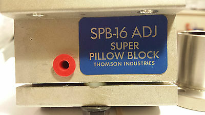 "Thomson SPB-16 ADJ,  Super Pillow Block 1"" Bore,Bearing"