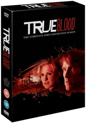 True Blood: Seasons 1 and 2 DVD (2010) Anna Paquin