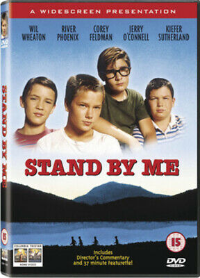 Stand By Me DVD (2014) River Phoenix