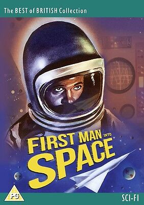 First Man Into Space 1959 DVD