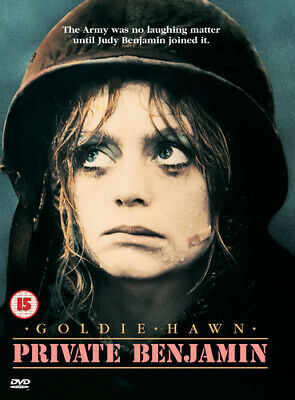 Private Benjamin DVD (1999) Goldie Hawn, Zieff (DIR) cert 15 Fast and FREE P & P