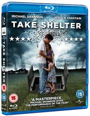 Take Shelter Blu-Ray (2012) Michael Shannon, Nichols (DIR) cert 15 Amazing Value