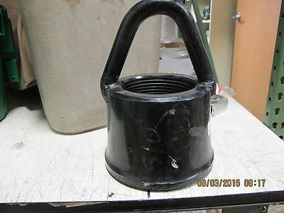 "6 5/8"" Lifting Bail Cast Steel Thread Protector (6.625"") 58155946 Atlas Copco Oi"