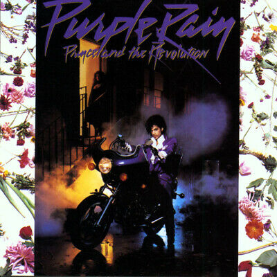 Prince : Purple Rain CD (1984) Value Guaranteed from eBay's biggest seller!