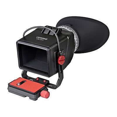 Voking VK-VF1 3X Zoom LCD View Finder for 3''-3.2'' Screen with Metal Supports