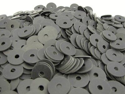 """Neoprene Rubber Fender Washers 
