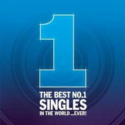 Various Artists : The Best No.1 Singles in the World...ever! CD 2 discs (2004)