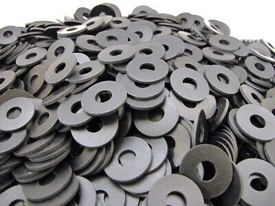 """Neoprene Rubber Washers 1"""" OD X 3/8"""" ID X 1/16"""" Thickness - Endeavor Series"""