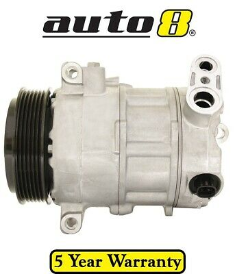 Air Conditioning Compressor suits Holden Commodore VE Series 1 3.6L 2006 - 2009