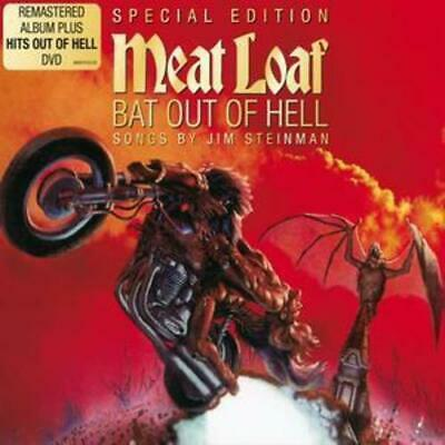 Meat Loaf : Bat Out of Hell CD Special  Album with DVD 2 discs (2006)