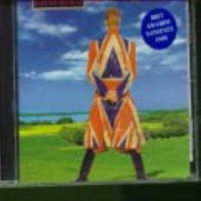 David Bowie : Earthling CD