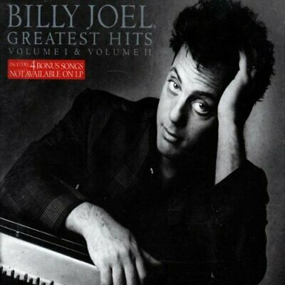 Billy Joel : Greatest Hits Volume I & Volume II CD