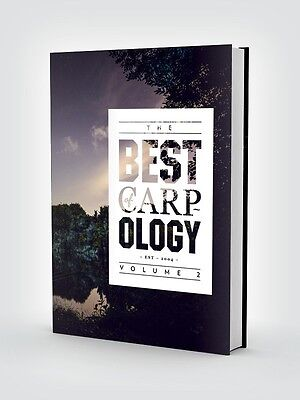 Carpology NEW Carp Fishing The Best of Carpology Volume 2 *260 Page Book*