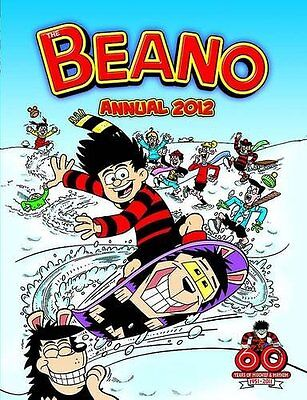 Beano Annual 2012 (Annuals 2012) By Various