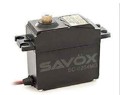 Savöx SC-0254MG Servo - New / Ob