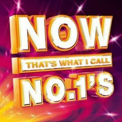 Various Artists : Now That's What I Call No. 1's CD (2006)