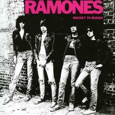 The Ramones : Rocket to Russia CD (1999)