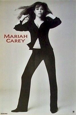 MARIAH CAREY ~ DAYDREAM 22x34 MUSIC POSTER NEW/ROLLED!