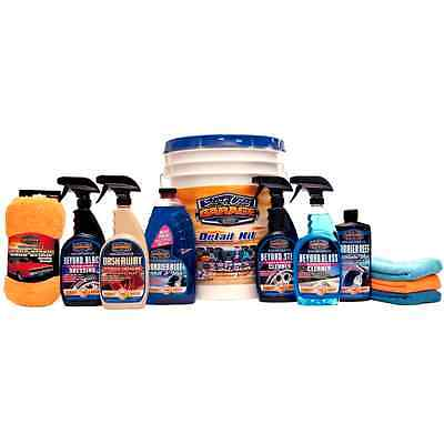 Surf City Garage Detail Kit - Great Starter Pack - Gift Set