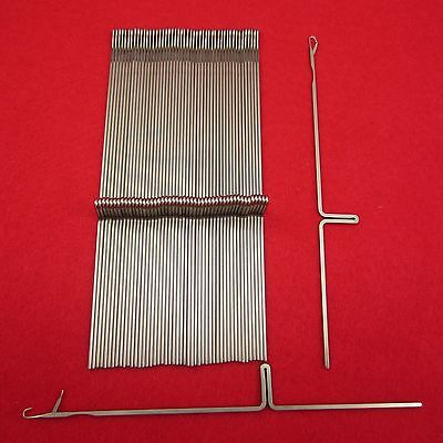 50 Nadeln Strickmaschine Toyota KR 501 knitting machine needles toyota kr501-06