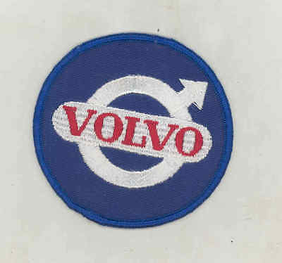 1960's 1970's Volvo ORIGINAL Embroidered Vintage Patch mx7896