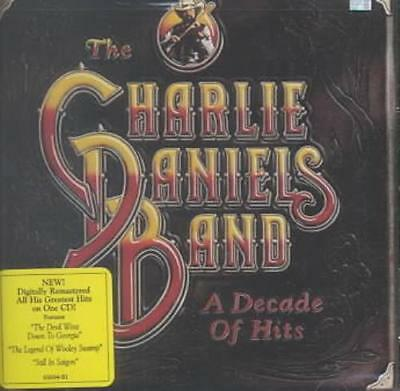 The Charlie Daniels Band - A Decade Of Hits [Remaster] New Cd
