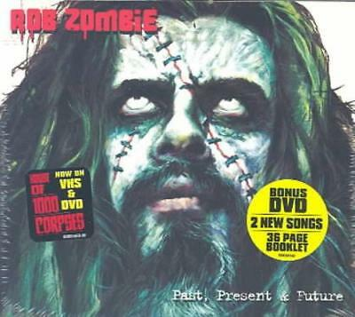 Rob Zombie - Past, Present & Future [Clean] [Edited] New Cd