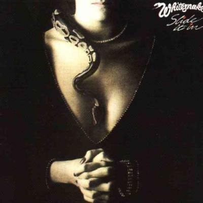 Whitesnake - Slide It In [Uk] New Cd