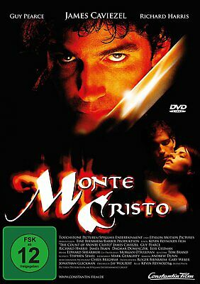 Monte Cristo (Guy Pearce) # DVD-NEU
