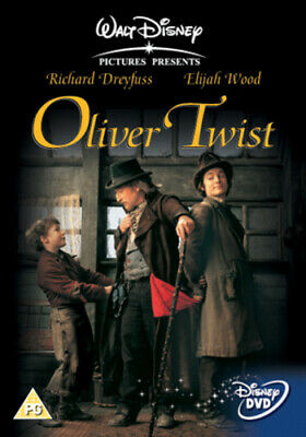 Oliver Twist DVD (2005) Richard Dreyfuss, Bill (DIR) cert PG Fast and FREE P & P