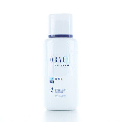 Obagi Nu-Derm Toner 6.7oz/200ml SAMEDAY SHIP FROM AUTHORIZED RESELLER