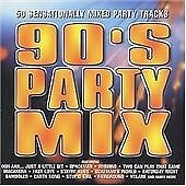 90's Party Mix CD (1998) Value Guaranteed from eBay's biggest seller!