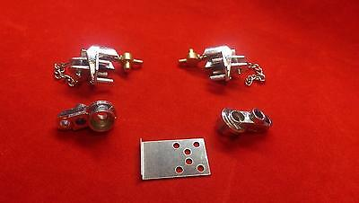 Mato Toys Panzer III Track Tension Adjustors for Heng Long 1:16 RC Tank