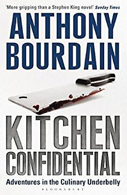 Kitchen Confidential by Anthony Bourdain (Paperback, 2001) New Book