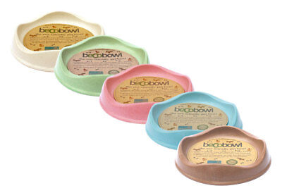 BEco Bowl Eco friendly Shallow Cat Pet Food Small