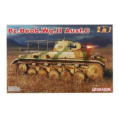 NEW Dragon Models 1/35 Pz.Beob.Wg.II Ausf.A-C Smart Kit 6812