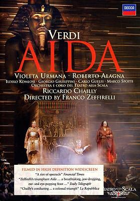 Riccardo Chailly - Verdi: Aida [DVD Video]