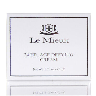 Le Mieux 24Hr. Age Defying Cream 1.75oz/52ml New In Box