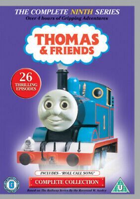 Thomas the Tank Engine and Friends: The Complete Ninth Series DVD (2009) cert U