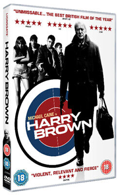 Harry Brown DVD (2010) Michael Caine, Barber (DIR) cert 18 Fast and FREE P & P