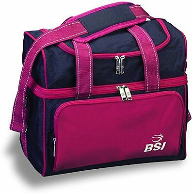 BSI Taxi Single Ball Tote Bag Black/Red