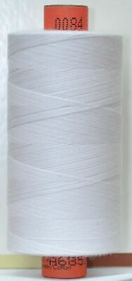 Rasant 120 Thread, 1000m, Colour 0084 VERY LIGHT PALE LILAC, Sewing & Quilting T